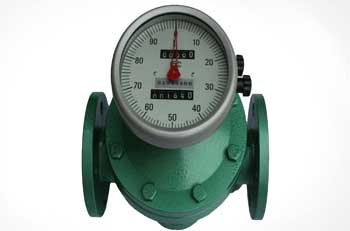 Oval Gear PD Flow Meter